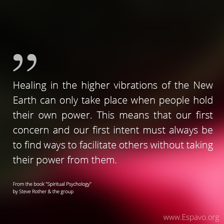 Quote Healing New Earth