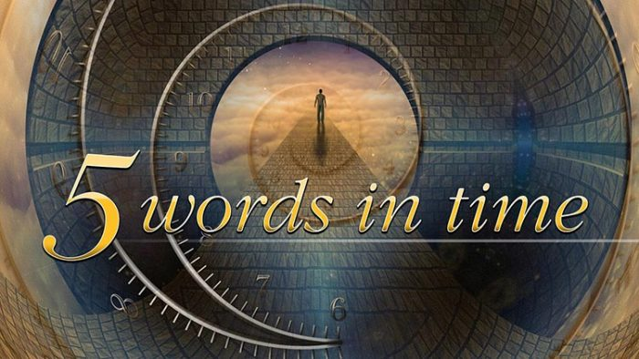 5-words-in-time