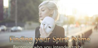 find your spiritual name