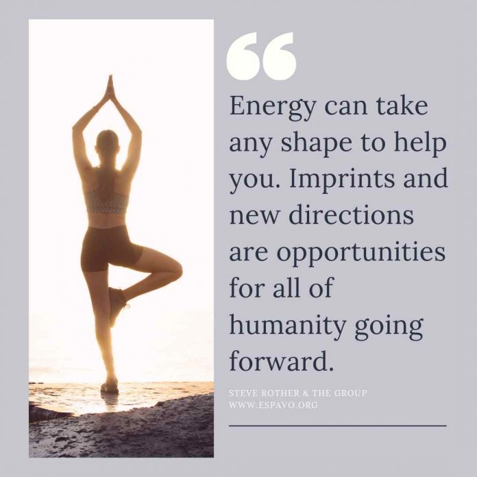 energy can take any shape