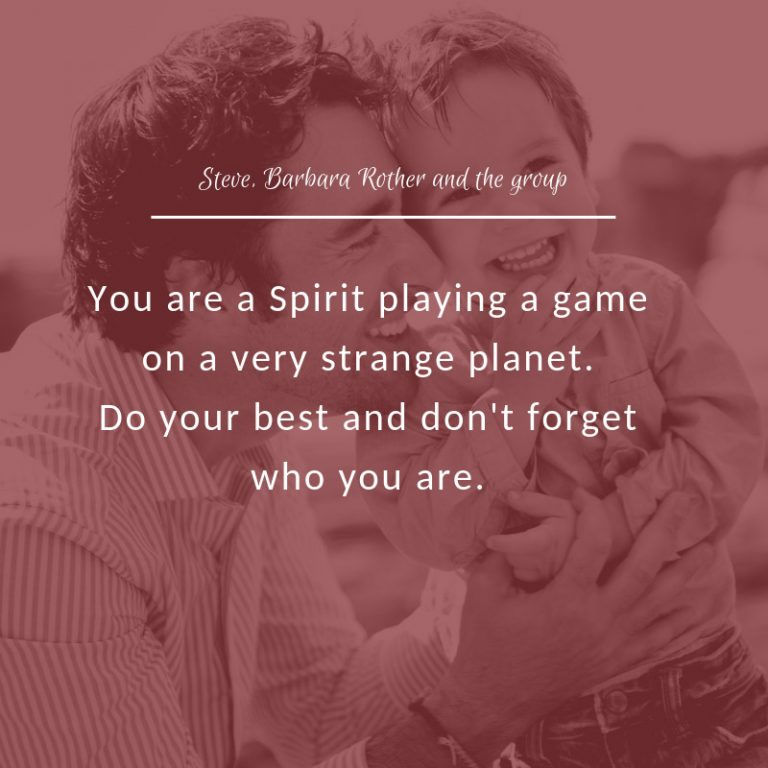 You are a Spirit playing a game
