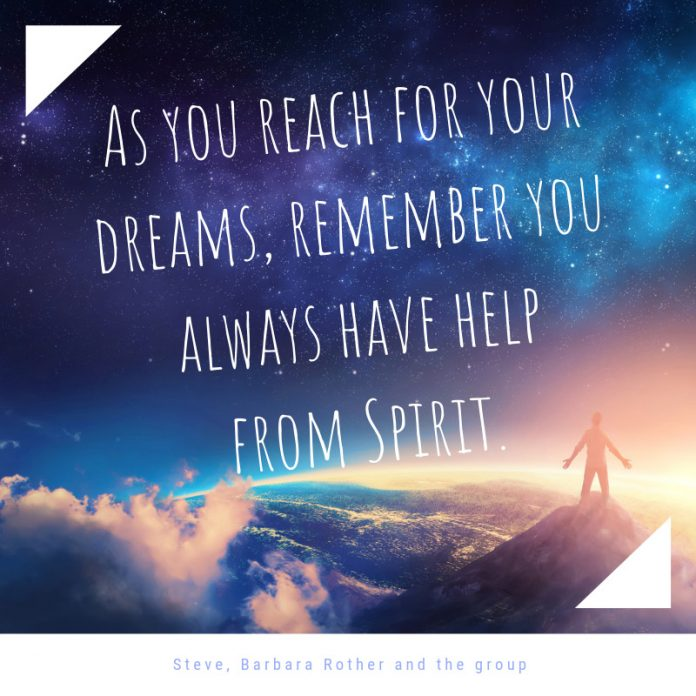 reach for your dreams