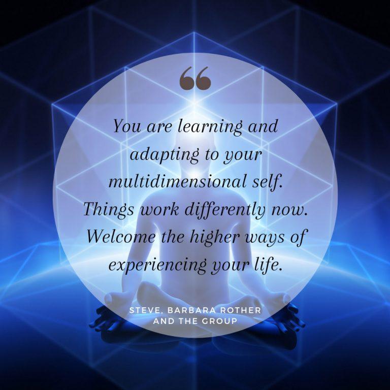 multidimensional self