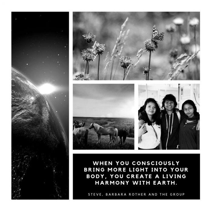 harmony with Earth