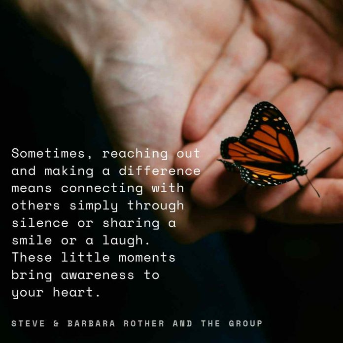About little moments quote