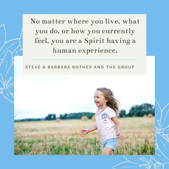 human experience quote