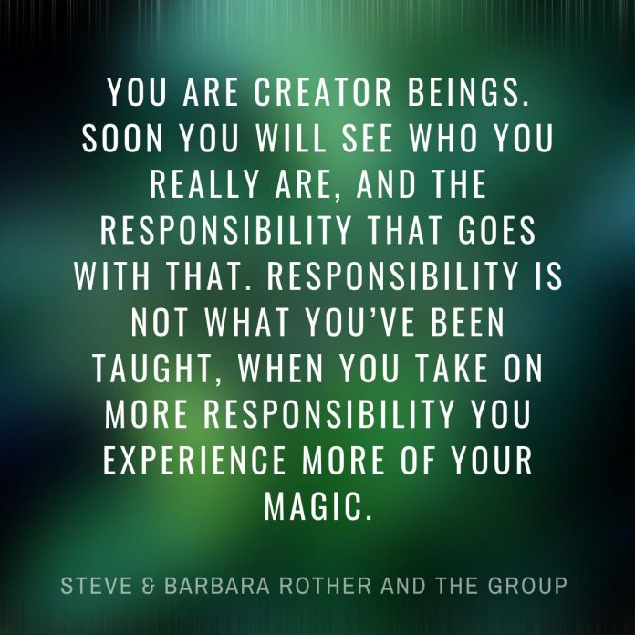 creator beings quote