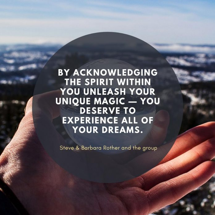 Unique Magic quote