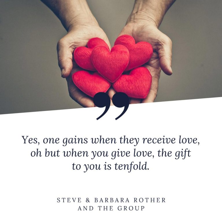 Give Love quote