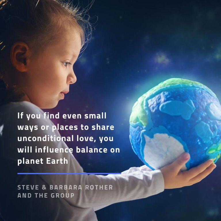 balance earth quote