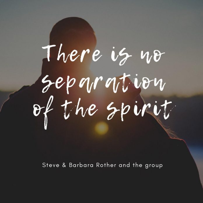 There is no separation