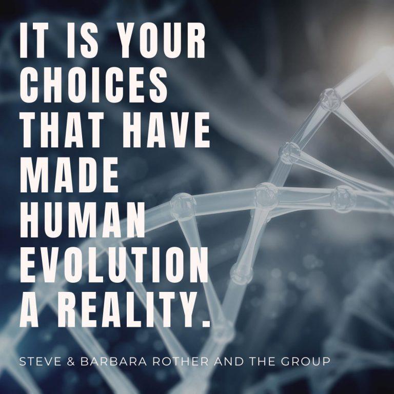 human evolution quotes