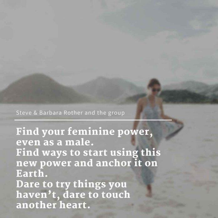 Find your feminine power
