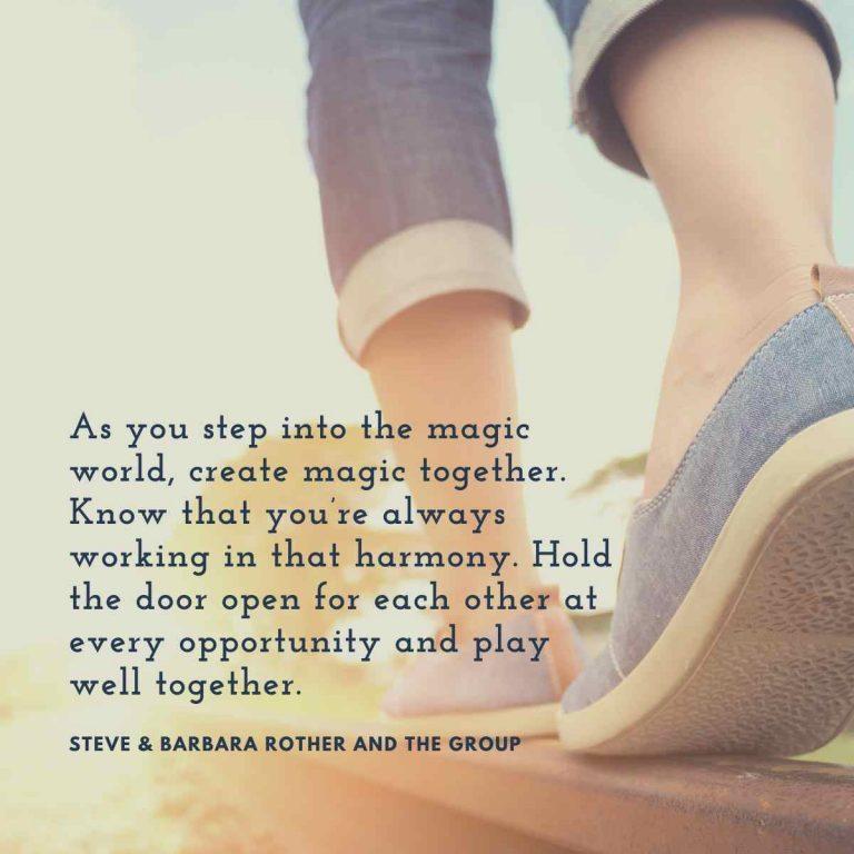 Magic world quotes