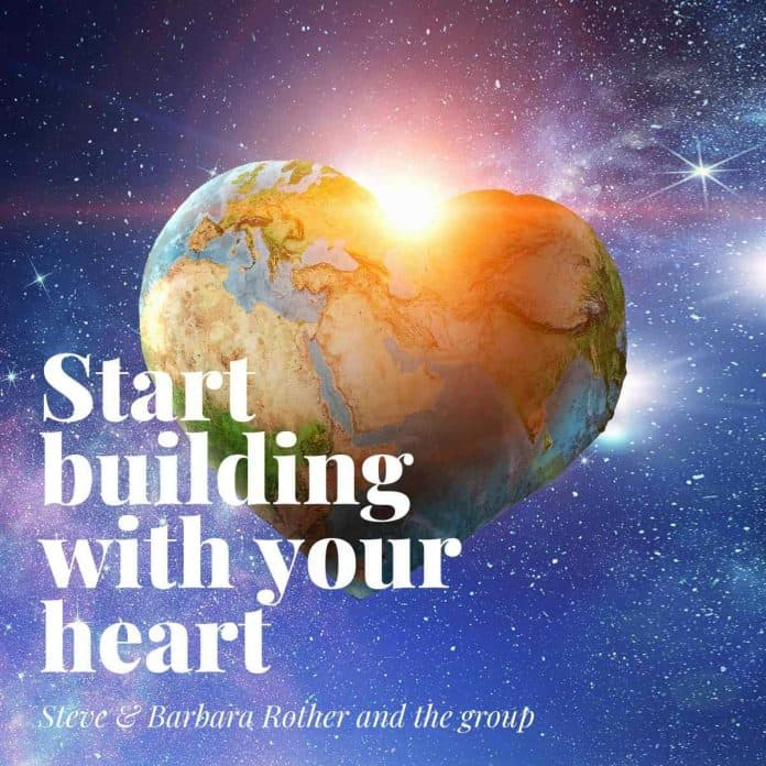Start building with your heart quotes