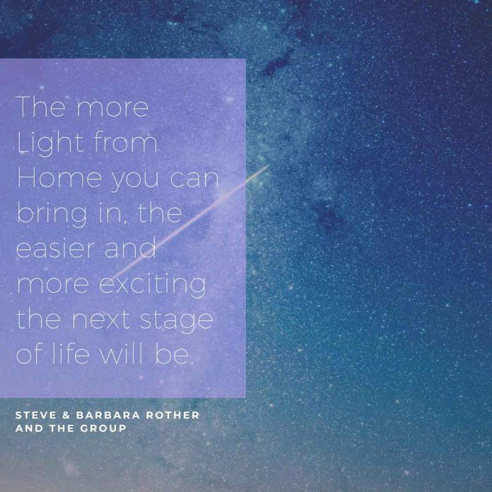 Light from Home quotes