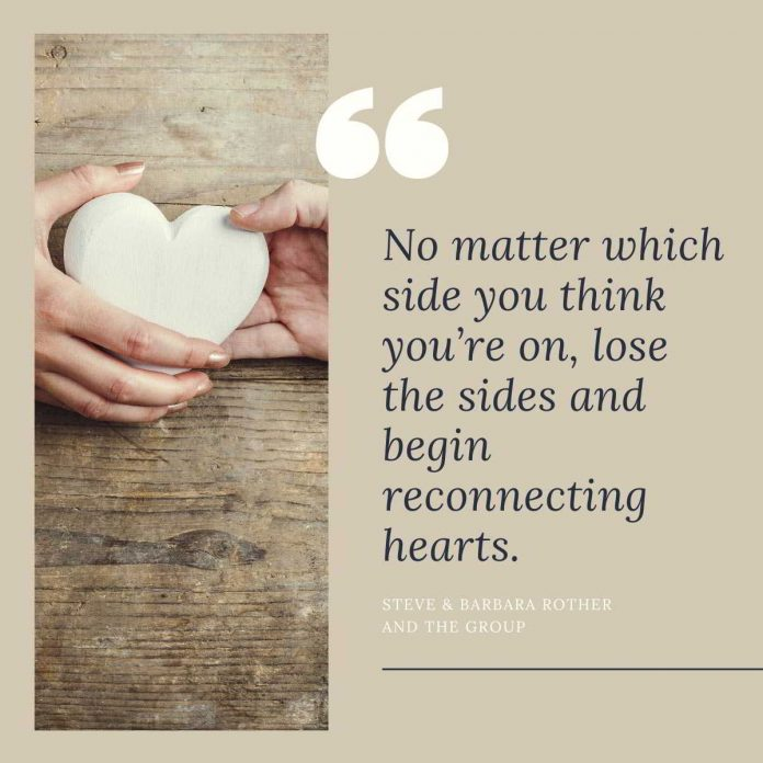 Reconnecting hearts