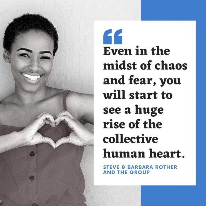 Collective Human Heart Quotes