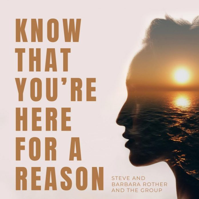 Know that you're here for a reason
